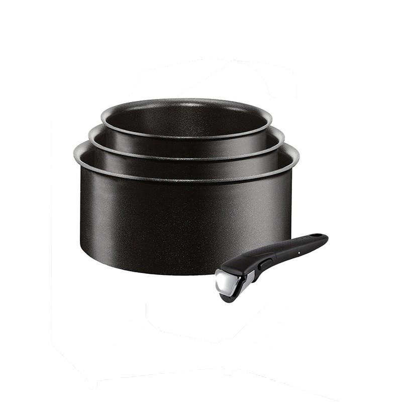 Σετ Μαγειρικών Tefal Κατσαρόλες Γάλακτος Ingenio Expertise 4τμχ L65095