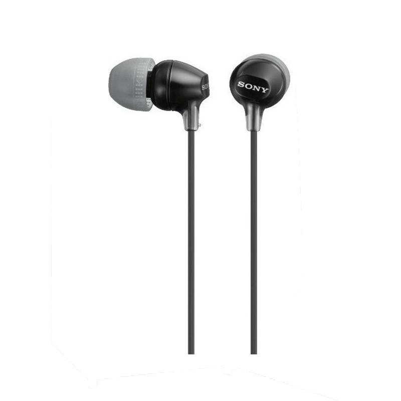 Ακουστικά Sony MDR-EX15APB Μαύρα