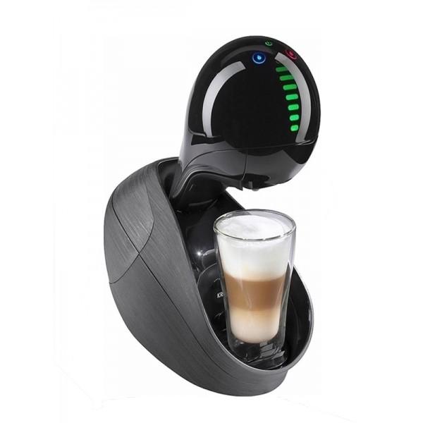 Καφετιέρα Krups Movenza Black KP6008s