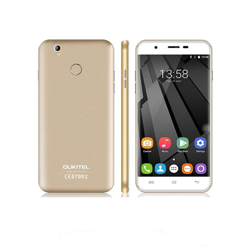 Smartphone Oukitel U7 Plus (16GB) 4G Black