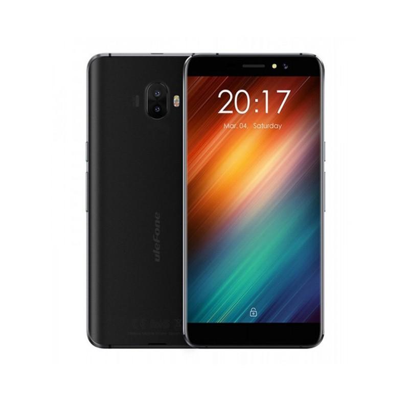 "Smartphone Ulefone S8, 5.3"" HD, 2GB/16GB, Quad Core, Dual Camera, Black"