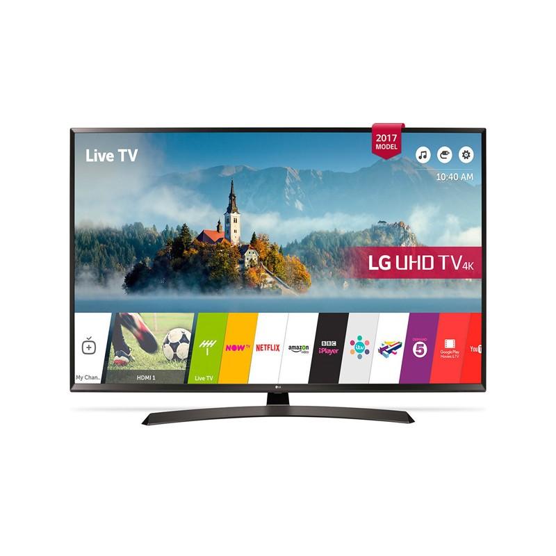 Τηλεόραση LG 49UJ635V