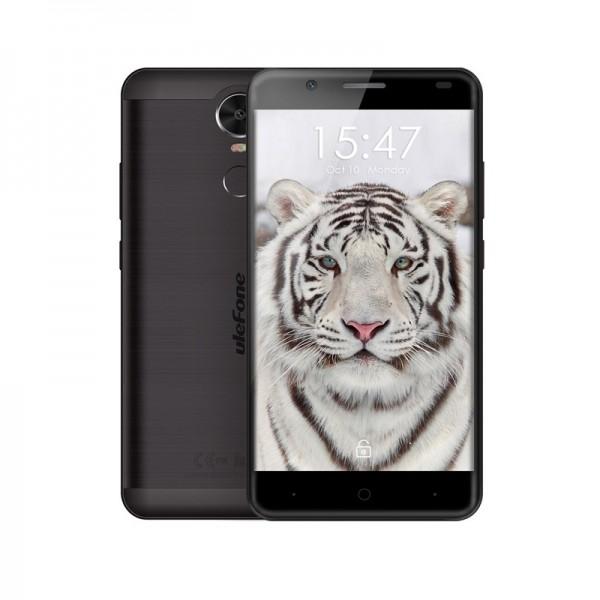 "Smartphone Ulefone Tiger (16GB) 3G 5.5"" Black"