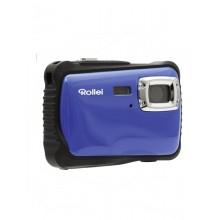 Φωτογραφική Μηχανή Rollei 10059 Sportsline 65 Blue Yποβρύχια Ψηφιακή Mηχανή