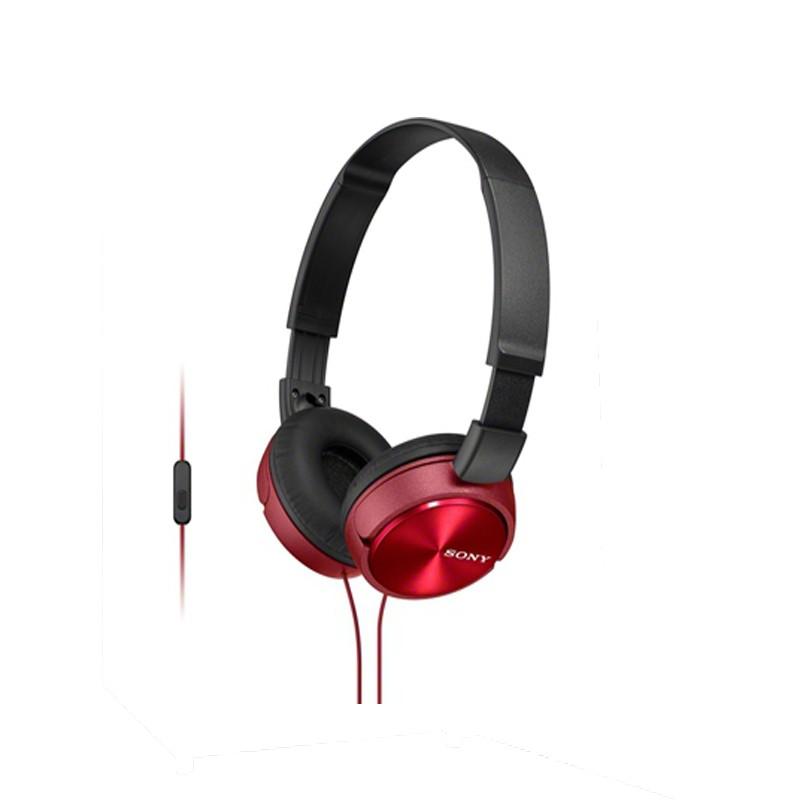 Ακουστικά Sony MDR-ZX310AP Κόκκινα