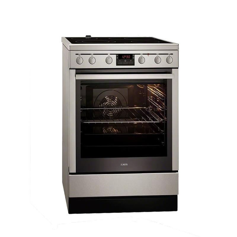 Κουζίνα Κεραμική AEG 347056V-MN