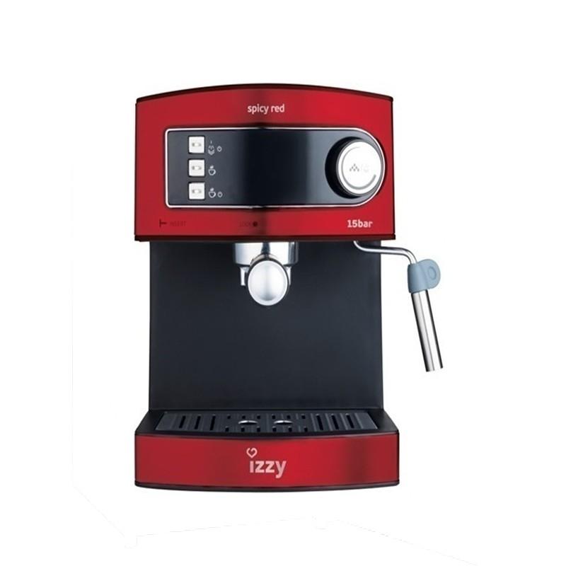 Καφετιέρα Izzy 6823 Barista Spicy Red