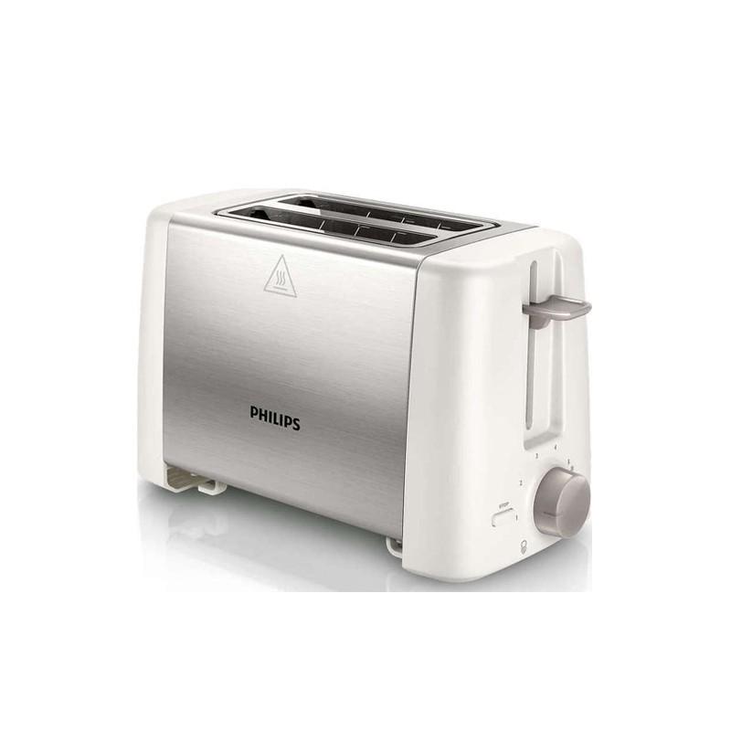 Φρυγανιέρα Philips HD4825 Λευκό-Inox