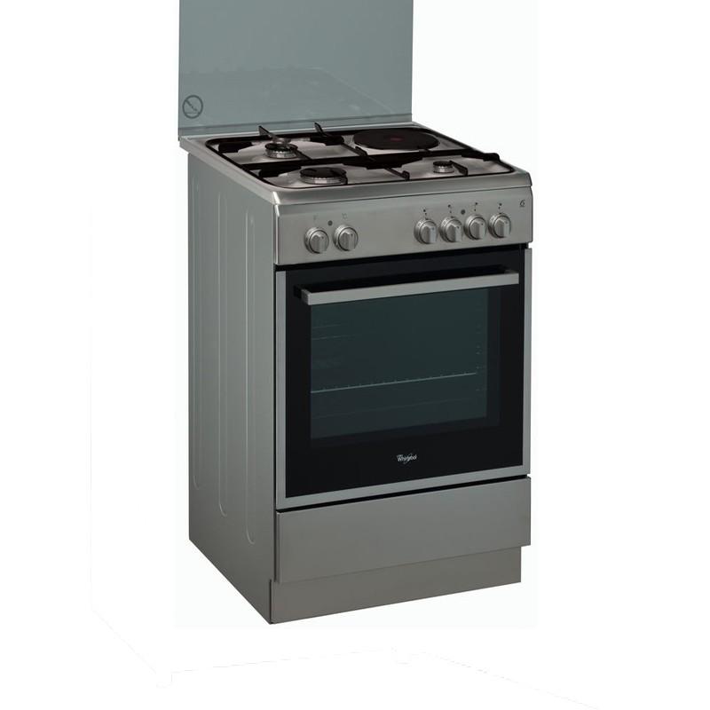 Κουζίνα Υγραερίου Whirlpool ACMK 6433/IX