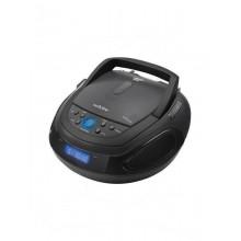 Φορητό Ράδιο-CD Audioline CD1012A Μαύρο