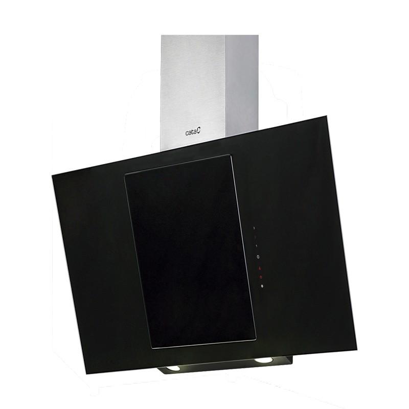 Απορροφητήρας Cata CERES 900XGBK Black glass 900 mm