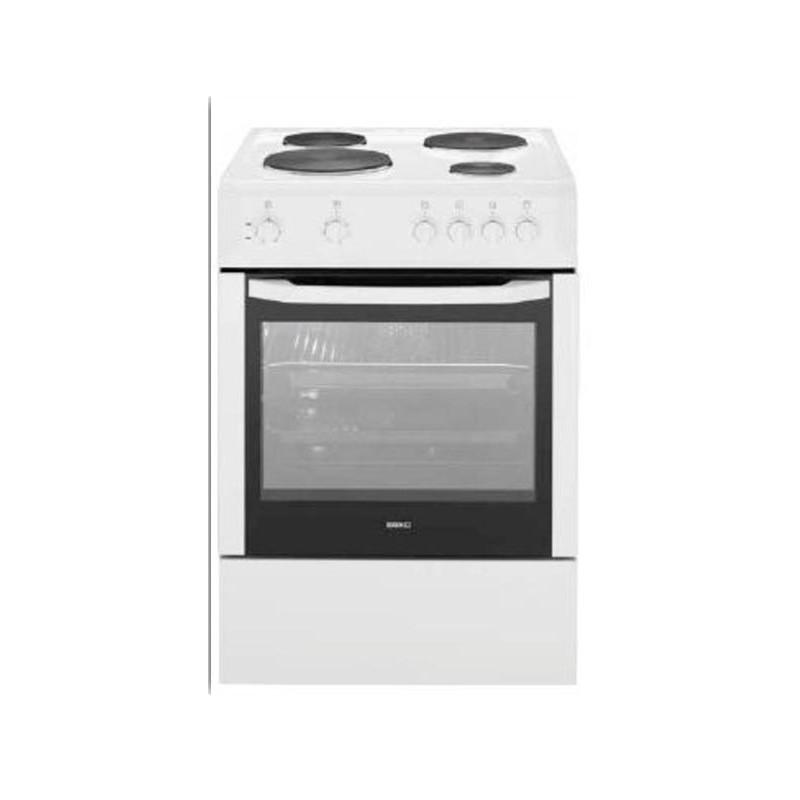 Κουζίνα Εμαγιέ Beko CSM 66001 GW