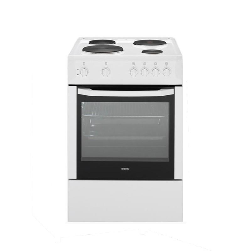 Κουζίνα Εμαγιέ Beko CSS 66001 GW