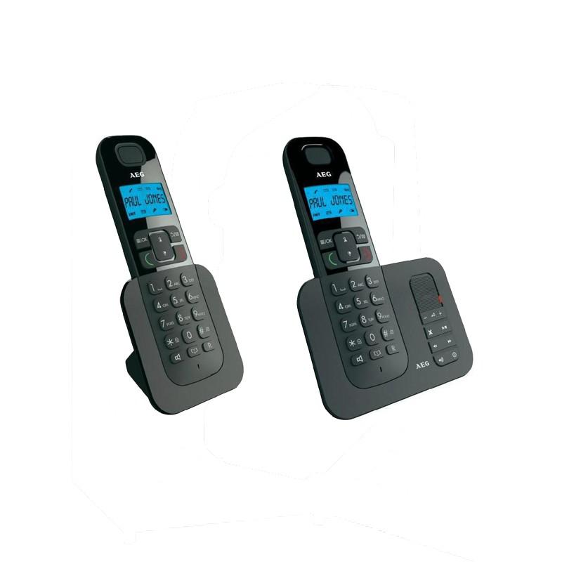 Τηλέφωνο AEG D505 Twin