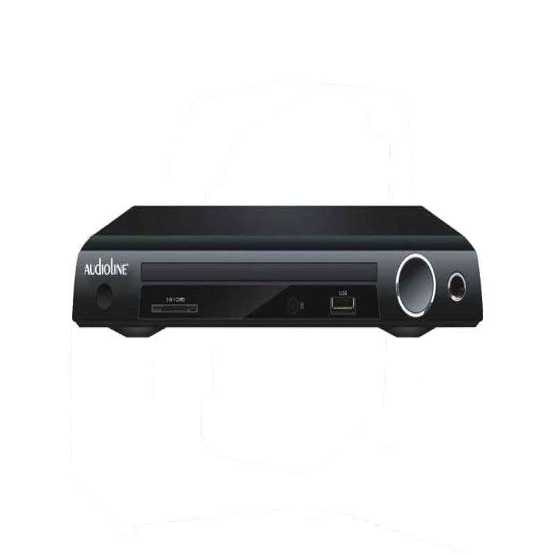 DVD Player Audioline DVD 519