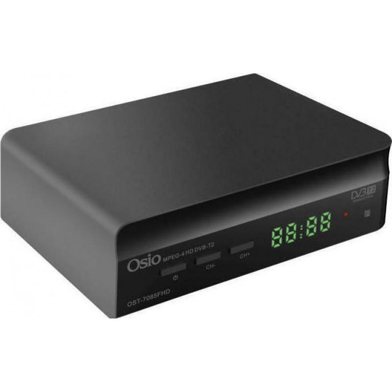 Δέκτης Osio OST-7085FHD