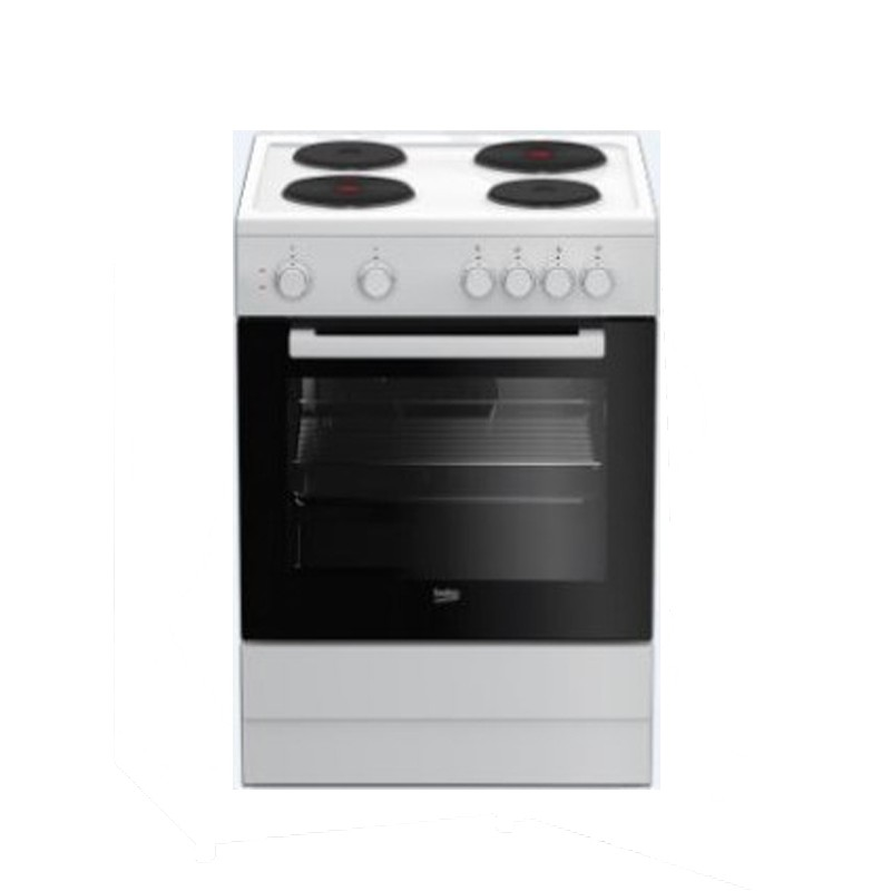 Κουζίνα Εμαγιέ Beko FSM 66000GW