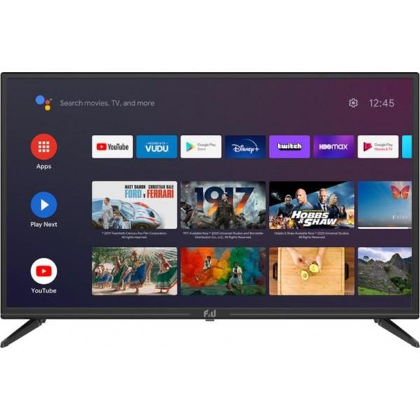 F&U Smart Τηλεόραση LED HD Ready FLA32130 32