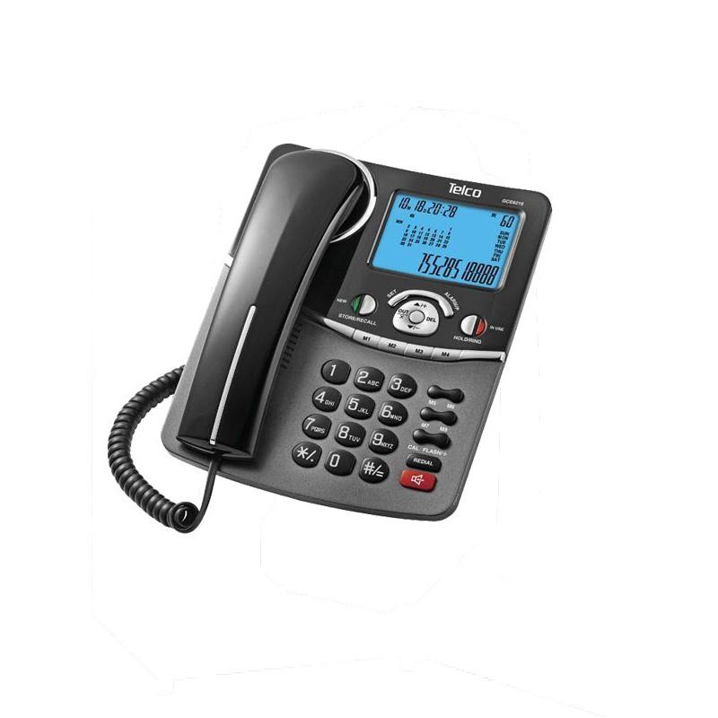 Ενσύρματο Τηλέφωνο Telco GCE-6216
