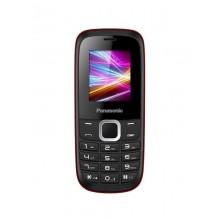Κινητό Τηλέφωνο Panasonic GD18 Dual Sim Black+Red