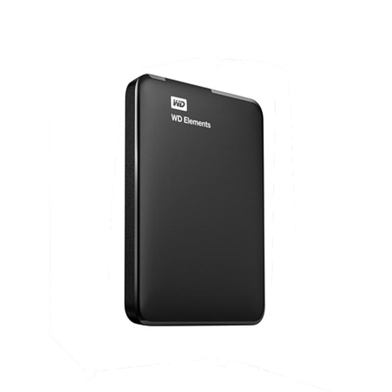 Εξωτερικός Σκληρός Δίσκος Western Digital Elements 500GB (WDBUZG500ABK-EESN)