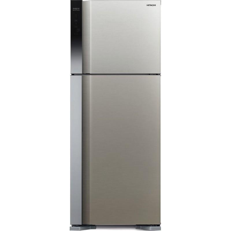 Hitachi Ψυγείο Δίπορτο NoFrost A++ R-V540PRU7 BSL