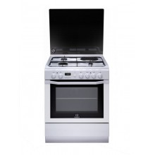 Κουζίνα Υγραερίου Indesit I6M6C6AG (W) FR