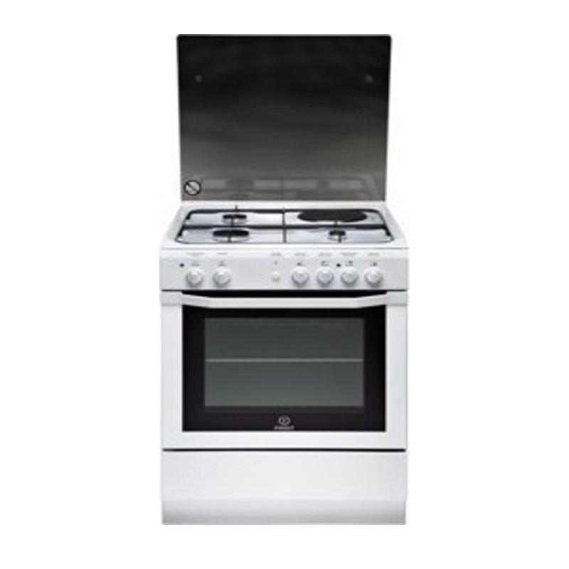 Κουζίνα Υγραερίου Indesit I6M6CAG(W)/FR