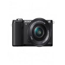 Φωτογραφική Μηχανή Sony α5000 Kit (16-50 PZ OSS) Black