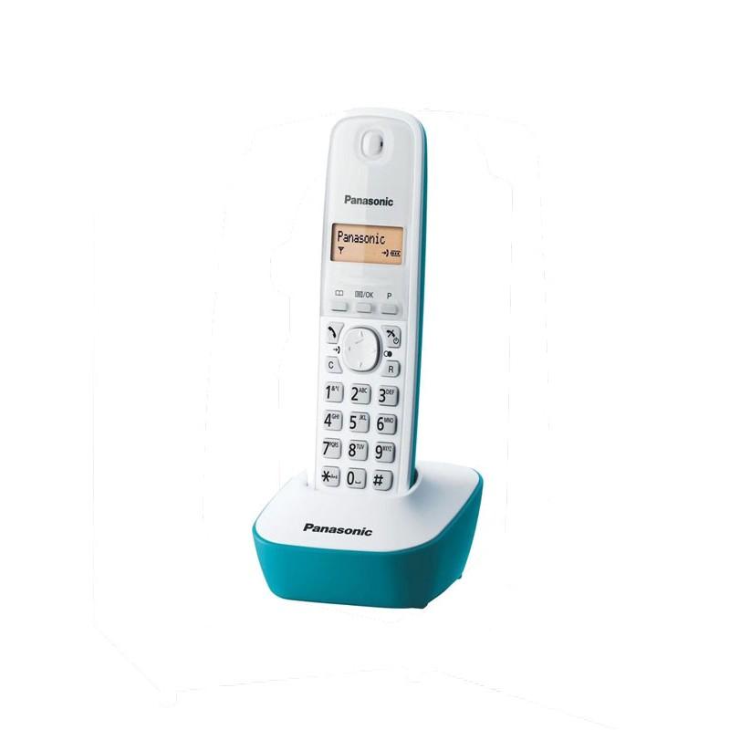 Τηλέφωνο Panasonic KX-TG1611 Μπλέ