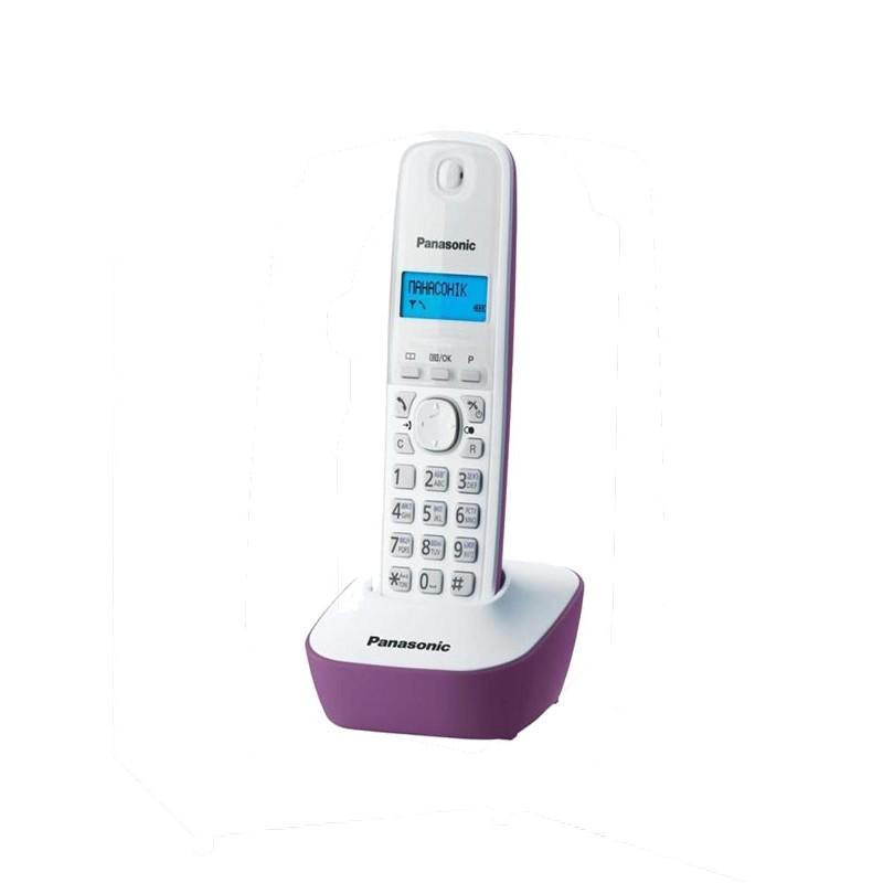 Τηλέφωνο Panasonic KX-TG1611 Μώβ