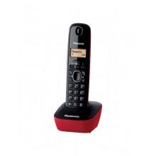 Ασύρματο Τηλέφωνο Panasonic KX-TG1611 Κόκκινο