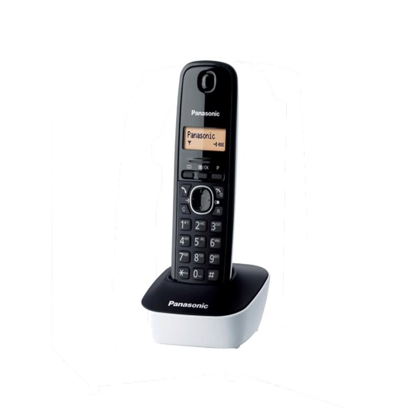 Τηλέφωνο Panasonic KX-TG1611 Λευκό