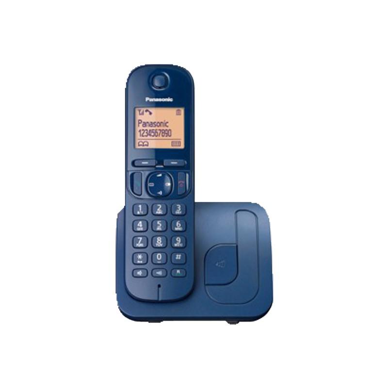 Τηλέφωνο Panasonic KX-TGC210GR Μπλέ