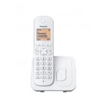 Ασύραμτο Τηλέφωνο Panasonic KX-TGC210GR Λευκό