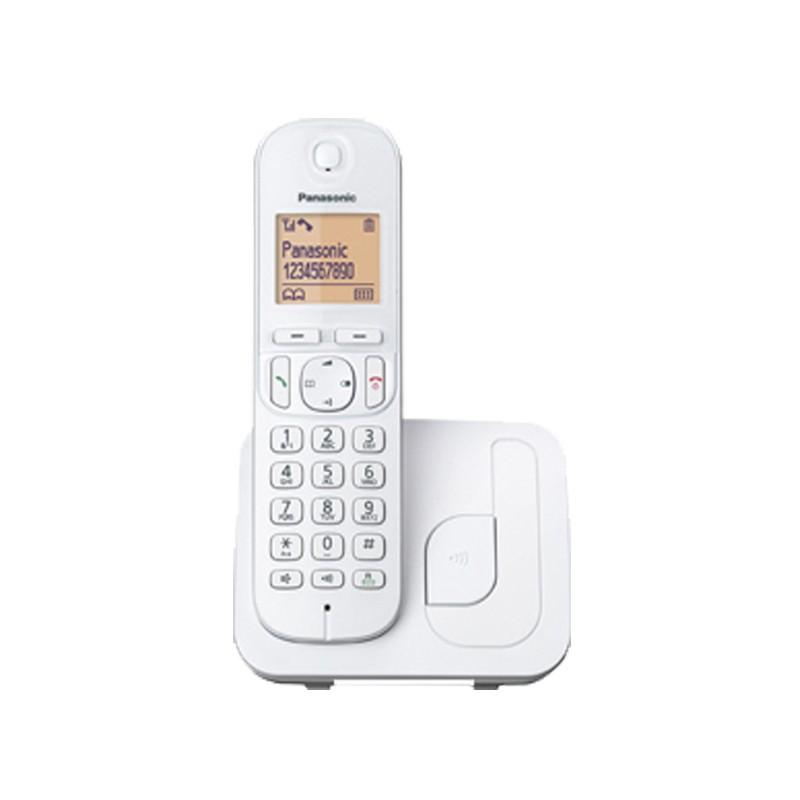Τηλέφωνο Panasonic KX-TGC210GR Λευκό