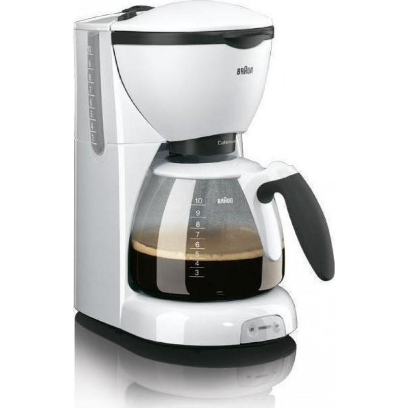 Καφετιέρα γαλλικού Braun KF 520/1