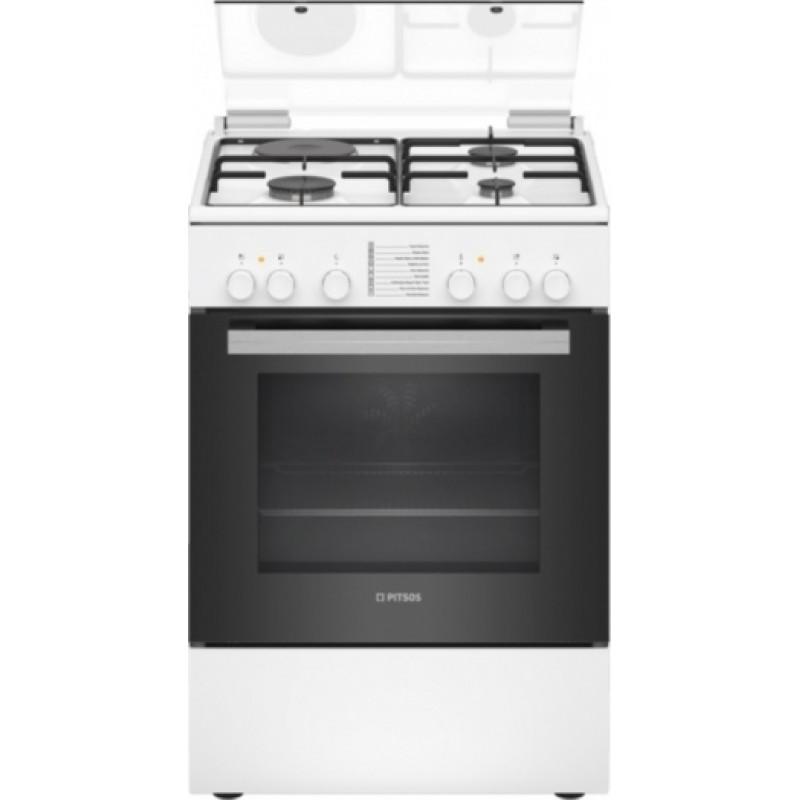 Κουζίνα Υγραερίου Pitsos PHC009G20