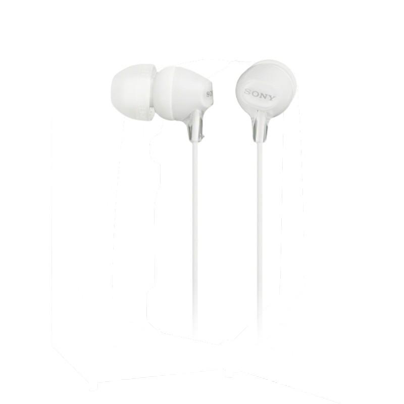 Ακουστικά Sony MDR-EX15APW Λευκά