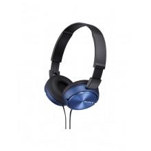 Ακουστικά Sony MDR-ZX310 Μπλέ