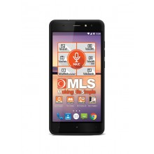 Smartphone Mls Alu 5.5 3G (8GB) Black