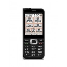 Smartphone MLS EASY S 4G BLACK DUAL SIM