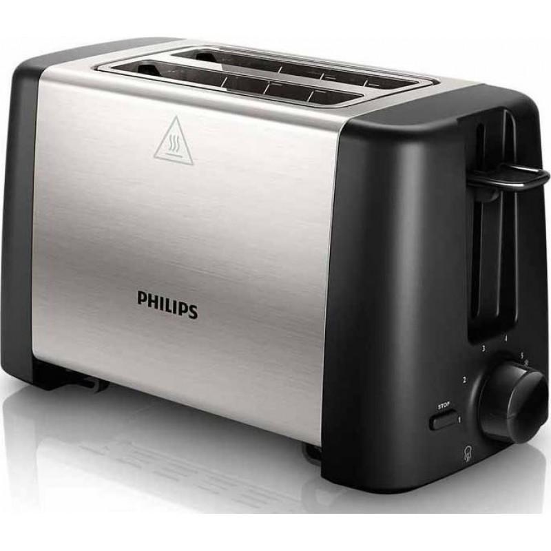 Philips HD4825/90 Black/Inox