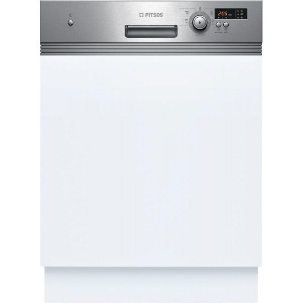 Pitsos DIT5515 Πλυντήριο Πιάτων Εντοιχιζόμενο