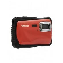 Φωτογραφική Μηχανή Rollei 10058 Sportsline 65 Red Ψηφιακή Mηχανή Για Yποβρύχια Xρήση