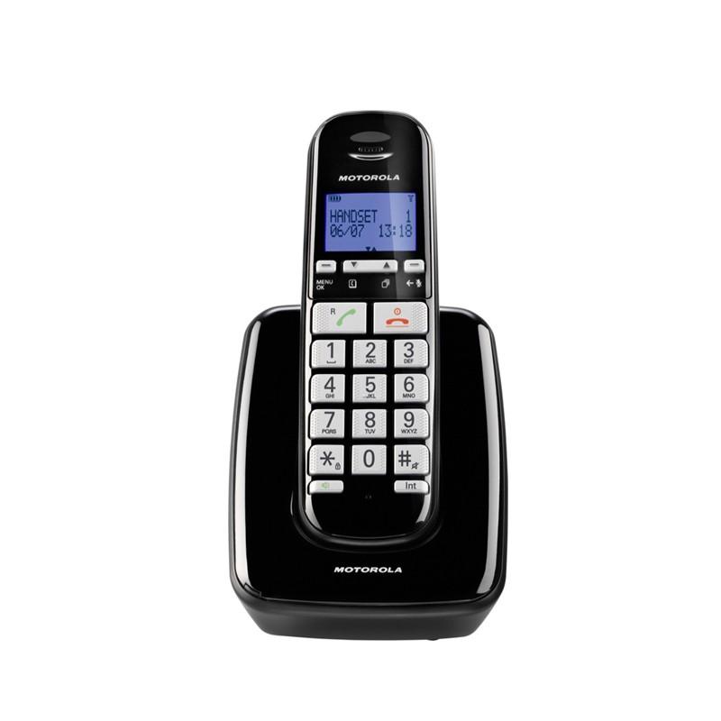 Τηλέφωνο Motorola S3001 Μαύρο