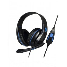 Ακουστικά Sades Gaming Headset SA-701BL