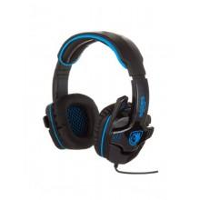 Ακουστικά Sades SA-708 Μπλέ