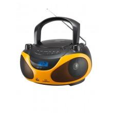 Φορητό Ραδιο-CD Sencor SPT 228 Πορτοκαλί