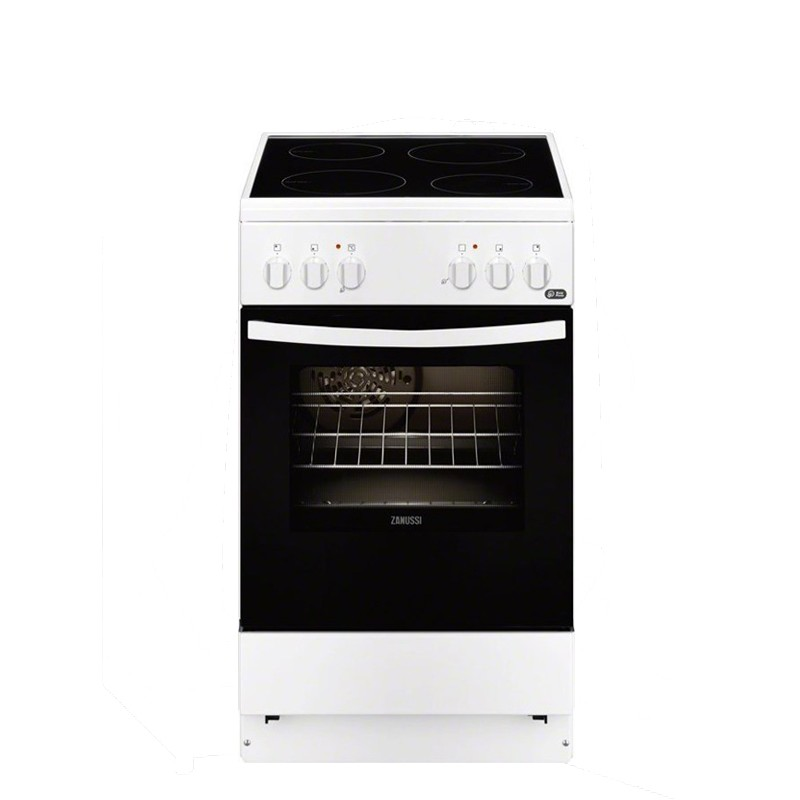 Κουζίνα Κεραμική Zanussi ZCV550G1WA